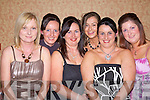 At the Carrigakerry Celtic social were Angela Murphy, Antoinette O'Connor, Bridget Mulvihill, Graine O'Connor, Johanna Cussen and Annette Brouder....   Copyright Kerry's Eye 2008
