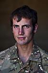 Mcc0027461 . Daily Telegraph..Pte Stuart Garrett..Portraits of men from 5 Platoon, B Coy, 3 Para in PB Washiran...Helmand 27 November 2010