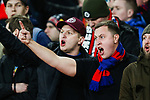 CSKA fans during the UEFA Europa League Quarter-Final 1st leg match at the Emirates Stadium, London. Picture date 5th April 2018. Picture credit should read: Charlie Forgham-Bailey/Sportimage