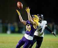 Waunakee at DeForest, Wisconsin high school football 10/18/19