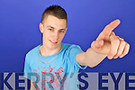 REACH FOR THE STARS: Darragh Kelliher from Tralee who will perform in front of Hollywood directors at the World Championship of Performing Arts in Los Angeles next July.   Copyright Kerry's Eye 2008
