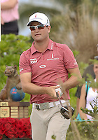 151204  American Zach Johnson during Friday's Second Round of The Hero World Challenge, at The Albany Golf Club in New Providence, Nassau, Bahamas.(photo credit : kenneth e. dennis/kendennisphoto.com)