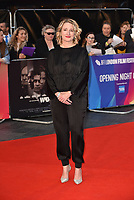 Tricia Tuttle<br /> 'Widows' opening gala screening at BFI London Film Festival 2018<br /> in Leicester Square, London, England on October 10, 2018.<br /> CAP/PL<br /> &copy;Phil Loftus/Capital Pictures