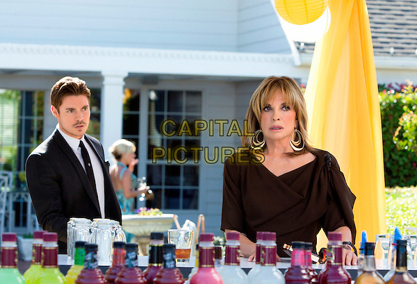 "JOSH HENDERSON & LINDA GRAY.in Dallas (2012) (series 1, Episode 1, ""Changing of the Guard"").*Filmstill - Editorial Use Only*.CAP/NFS.Supplied by Capital Pictures."