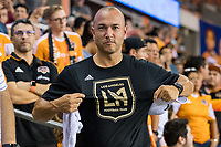 Houston, TX - Wednesday August 08, 2018: Lamar Hunt U.S. Open Cup Semifinal - Houston Dynamo vs Los Angeles FC at BBVA Compass Stadium.  Houston won on penalty kicks 3(7) - 3(6).