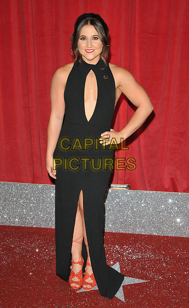 Jazmine Franks at the British Soap Awards 2017, The Lowry Theatre, Pier 8, Salford Quays, Salford, Manchester, England, UK, on Saturday 03 June 2017.<br /> CAP/CAN<br /> &copy;CAN/Capital Pictures