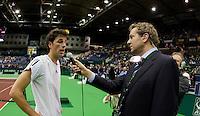 8-2-10, Rotterdam, Tennis, ABNAMROWTT, Centrecourt, Haase,interview