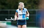 AMSTELVEEN - Laura van Heugten (Hurley) .Hoofdklasse competitie dames, Hurley-HDM (2-0) . FOTO KOEN SUYK