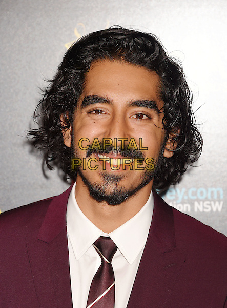 LOS ANGELES, CA - JANUARY 06: Actor Dev Patel arrives at the 6th AACTA International Awards at Avalon Hollywood on January 6, 2017 in Los Angeles, California.<br /> CAP/ROT/TM<br /> &copy;TM/ROT/Capital Pictures