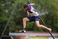 FIERJLEPPEN: JOURE: 18-06-2014, ROC Friese Poort Competitie, Jongens A, ©foto Martin de Jong