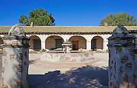 Mission San Miguel a Historic Landmark in California