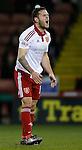 Billy Sharp of Sheffield Utd - English League One - Sheffield Utd vs Burton Albion - Bramall Lane Stadium - Sheffield - England - 1st March 2016 - Pic Simon Bellis/Sportimage