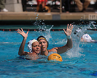 Women 2010 NCAA Water Polo Championships being held at The San Diego State University. May 15th, & 16th, 2010.