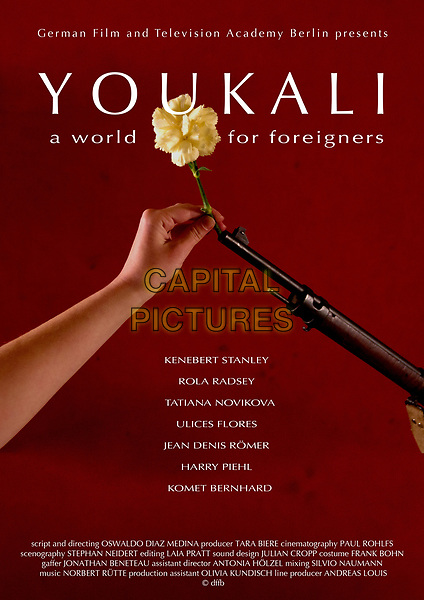 Youkali (2016) <br /> POSTER ART<br /> *Filmstill - Editorial Use Only*<br /> CAP/KFS<br /> Image supplied by Capital Pictures