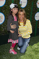 Vanna White and Step-Grandaughter<br />