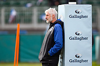 Bath Director of Rugby Todd Blackadder looks on prior to the match. Gallagher Premiership match, between Bath Rugby and Harlequins on March 2, 2019 at the Recreation Ground in Bath, England. Photo by: Patrick Khachfe / Onside Images