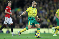 Teemu Pukki of Norwich City during the Premier League match between Norwich City and Manchester United at Carrow Road on October 27th 2019 in Norwich, England. (Photo by Matt Bradshaw/phcimages.com)<br /> Foto PHC/Insidefoto <br /> ITALY ONLY
