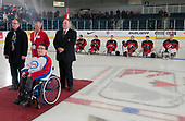 London, ON - Dec 2 2018 - Canada vs. South Korea during Game 1 of the 2018 Canadian Tire Para Hockey Cup at the Western Fair Sports Centre in London, Ontario, Canada (Photo: Matthew Murnaghan/Hockey Canada Images)