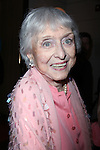 Celeste Holm.attending the 65th Annual Theatre World Awards held at the MTC's Samuel J. Friedman Theatre in New York City. The Theatre World Award celebrates the oldest Award given for Broadway and Off-Broadway Debuts..June 2, 2009.