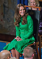 Kate, Duchess of Cambridge & Prince William visit the Parliament House in Canberra - Australia