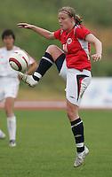 MAR 15, 2006: Albufeira, Portugal:  Leni Larsen Kaurin