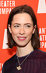 Rebecca Hall attends the Opening Night of the Atlantic Theater Company's New York Premier play 'Animal' at Jake's Saloon on June 6, 2017 in New York City.