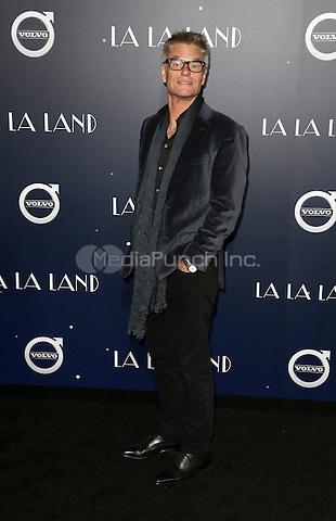 "Westwood, CA - DECEMBER 06:  Harry Hamlin, At Premiere Of Lionsgate's ""La La Land"" At Mann Village Theatre, California on December 06, 2016. Credit: Faye Sadou/MediaPunch"
