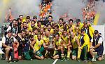 Hockey World Cup 2014<br /> The Hague, Netherlands <br /> Day 14 Men Final Australia v Netherlands<br /> <br /> <br /> Photo: Grant Treeby<br /> www.treebyimages.com.au
