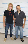 David Bryan and Joe DiPietro attends the Media Day for 33rd Annual Powerhouse Theater Season at Ballet Hispanico in New York City.