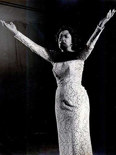 Maricusa Ornes © Arriaga, 1962
