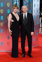 www.acepixs.com<br /> <br /> February 12 2017, London<br /> <br /> Bryce Dallas Howard and Ron Howard arriving at the 70th EE British Academy Film Awards (BAFTA) at the Royal Albert Hall on February 12, 2017 in London, England<br /> <br /> By Line: Famous/ACE Pictures<br /> <br /> <br /> ACE Pictures Inc<br /> Tel: 6467670430<br /> Email: info@acepixs.com<br /> www.acepixs.com