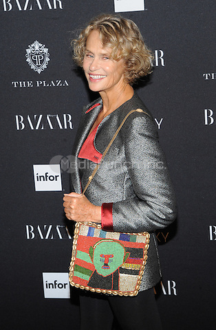 New York, NY-September 5:  Lauren Hutton attends Harper's Baazar Celebrates Icons By Carine Roitfeld on September 5, 2014 at the Plaza Hotel in New York City. Credit: John Palmer/MediaPunch