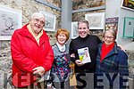 Best of John B Keane: Virgin Media TV celebratory chef Edward Hayden pictured with Jimmy O'Quigley, Sally O'Neill & Ruth O'Quigley prior to his performance of the works of John B Keane at St John Arts Centre, Listowel on Saturday night last.