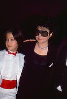 Yoko Ono & Sean Lennon By Jonathan Green