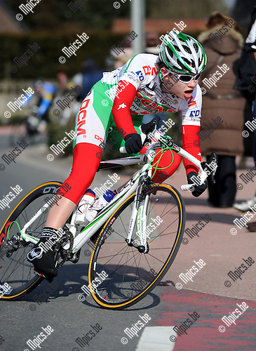 2011-03-05 / Wielrennen / seizoen 2011 /  Senne Leysen..Foto: Mpics