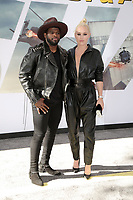 "LOS ANGELES - JUL 13:  P.K. Subban, Lindsey Vonn at the ""Fast & Furious Presents: Hobbs & Shaw"" Premiere at the Dolby Theater on July 13, 2019 in Los Angeles, CA"