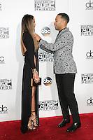 LOS ANGELES - NOV 20: Chrissy Teigen, John Legend at the 2016 American Music Awards at Microsoft Theater on November 20, 2016 in Los Angeles, California