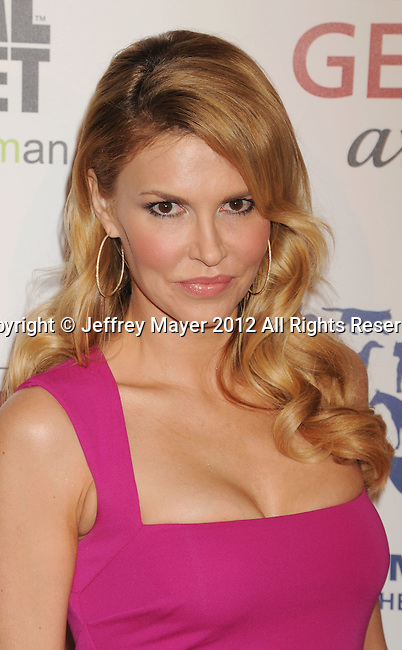 BEVERLY HILLS, CA - MARCH 24: Brandi Glanville attends the 26th Genesis Awards at The Beverly Hilton Hotel on March 24, 2012 in Beverly Hills, California.