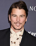 CULVER CITY, CA - NOVEMBER 11: Actor Josh Hartnett attends the 2017 Baby2Baby Gala at 3Labs on November 11, 2017 in Culver City, California.