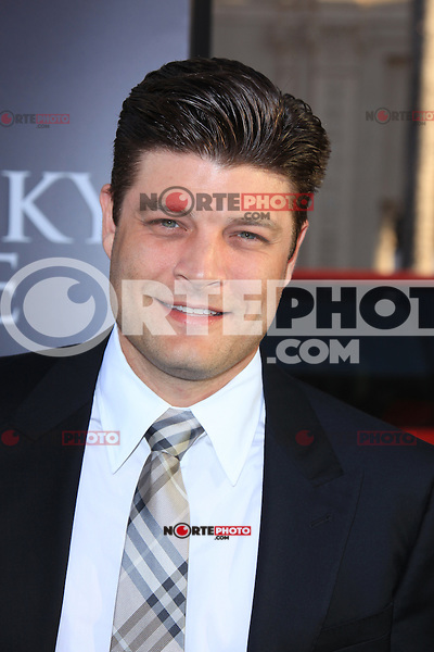 Jay R. Ferguson at the premiere of Warner Bros. Pictures' 'The Lucky One' at Grauman's Chinese Theatre on April 16, 2012 in Hollywood, California. ©mpi25/MediaPunch Inc.