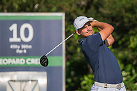 Christiaan Bezuidenhout (RSA) during the 1st round of the Alfred Dunhill Championship, Leopard Creek Golf Club, Malelane, South Africa. 13/12/2018<br /> Picture: Golffile | Tyrone Winfield<br /> <br /> <br /> All photo usage must carry mandatory copyright credit (© Golffile | Tyrone Winfield)