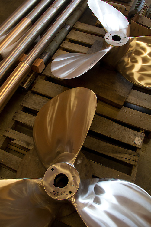 Port Townsend, Haven Boatworks, boat propellers, shop details, Port of Port Townsend, Jefferson County, Olympic Peninsula, Puget Sound, Washington State, Pacific Northwest, USA,