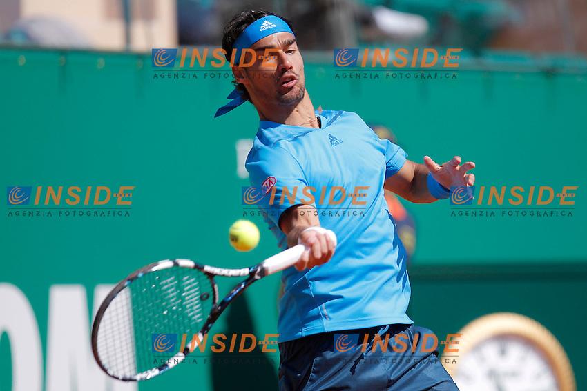 Fabio Fognini (ITA), Monte Carlo 17-4-2014, Monte Carlo Tennis Rolex Masters, Foto Marco Bertorello/Insidefoto