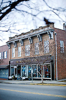 Downtown Hillsborough, NC