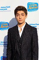 LOS ANGELES - OCT 28:  Asher Angel at the 2018 Looking Ahead Awards at the Taglyan Cultural Complex on October 28, 2018 in Los Angeles, CA