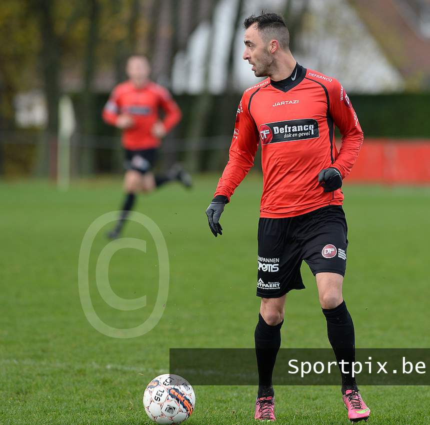 Winkel Sport : Jessy Lebsir <br /> Foto VDB / Bart Vandenbroucke