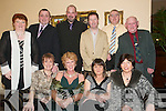 Hospital Social: At the Listowel Hospital Social in the Arms Hotel on Friday night were: (Seated l-r) Jackie Halpin, Eileen Sheehan, Jackie Kelliher and Liz O'Donnell. Back row l-r: Frances Kennedy, John Halpin, Jimmy Sheehan, John Kelliher, Tom O'Donnell and Patsy Kennedy..