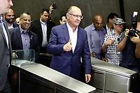 23.01.2018 - Alckmin inaugura estação do metrô Higienópolis-Mackenzie