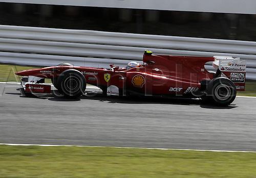 08.10.2010  Formula 1 World Championship 2010 GP of Japan 08 Fernando Alonso ESP Scuderia Ferrari Marlboro