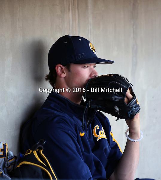 Daulton Jefferies - 2016 California Golden Bears (Bill Mitchell)